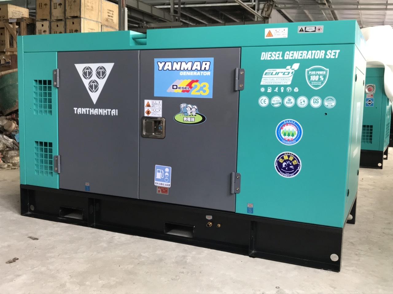 máy phát điện yanmmar